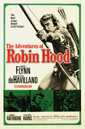 Adventures of Robin Hood, The SKU 1427