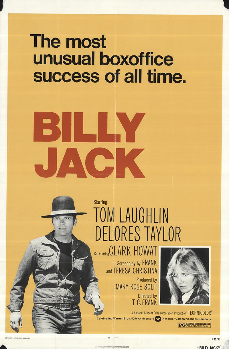 billy jack 1973 original movie poster fff18550 fff