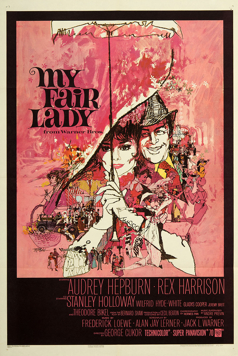 My Fair Lady SKU 1955