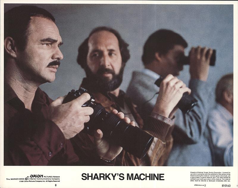 sharkey s machine