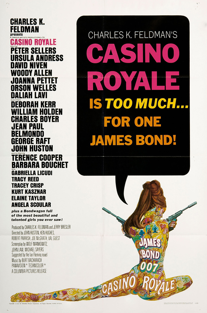 casino royale 1966
