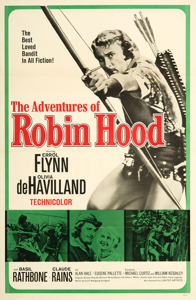 Adventures of Robin Hood, The SKU 324
