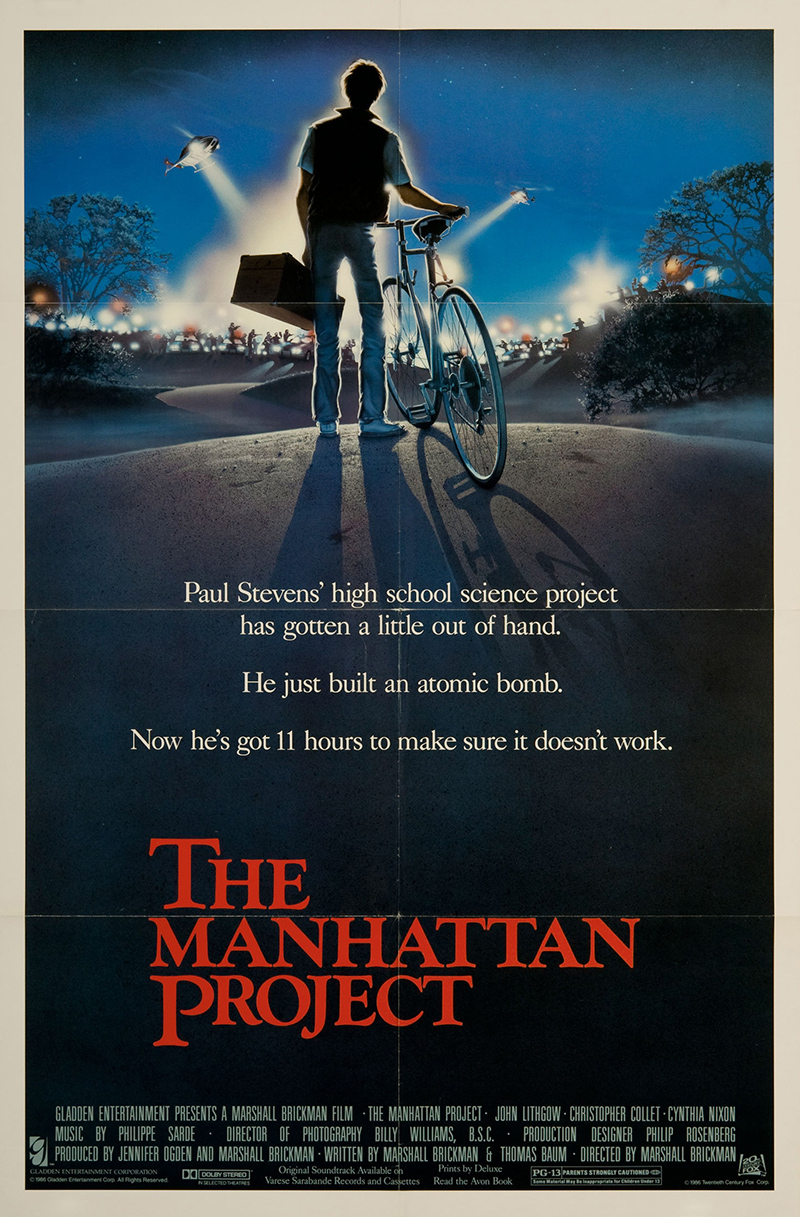 account of the manhattan project The manhattan project is a project in civilization vi it becomes available after researching nuclear fission once completed, the manhattan project.