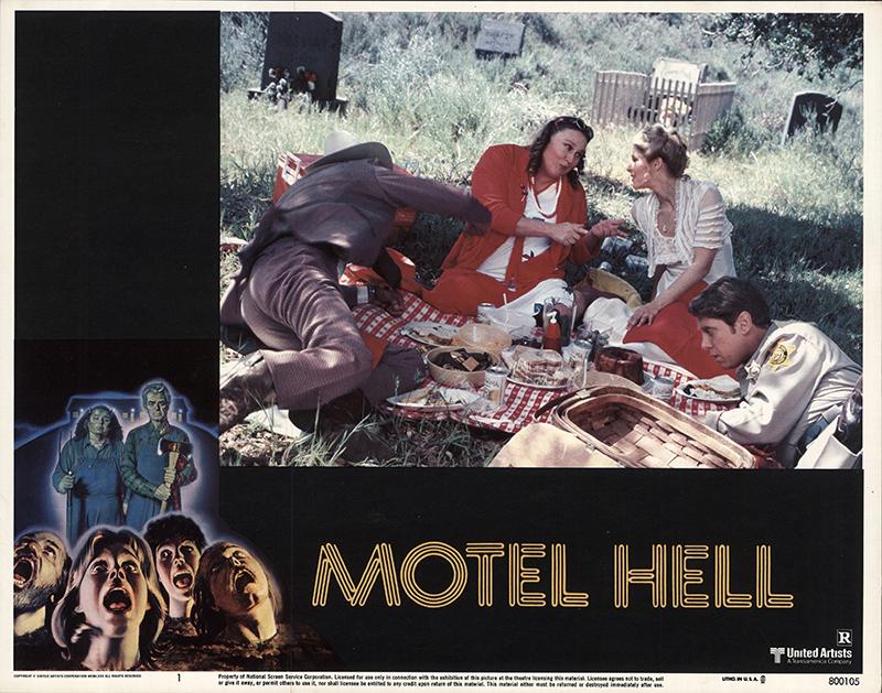 Motel Hell 1980 Original Movie Poster #FFF-57886 - FFF ...