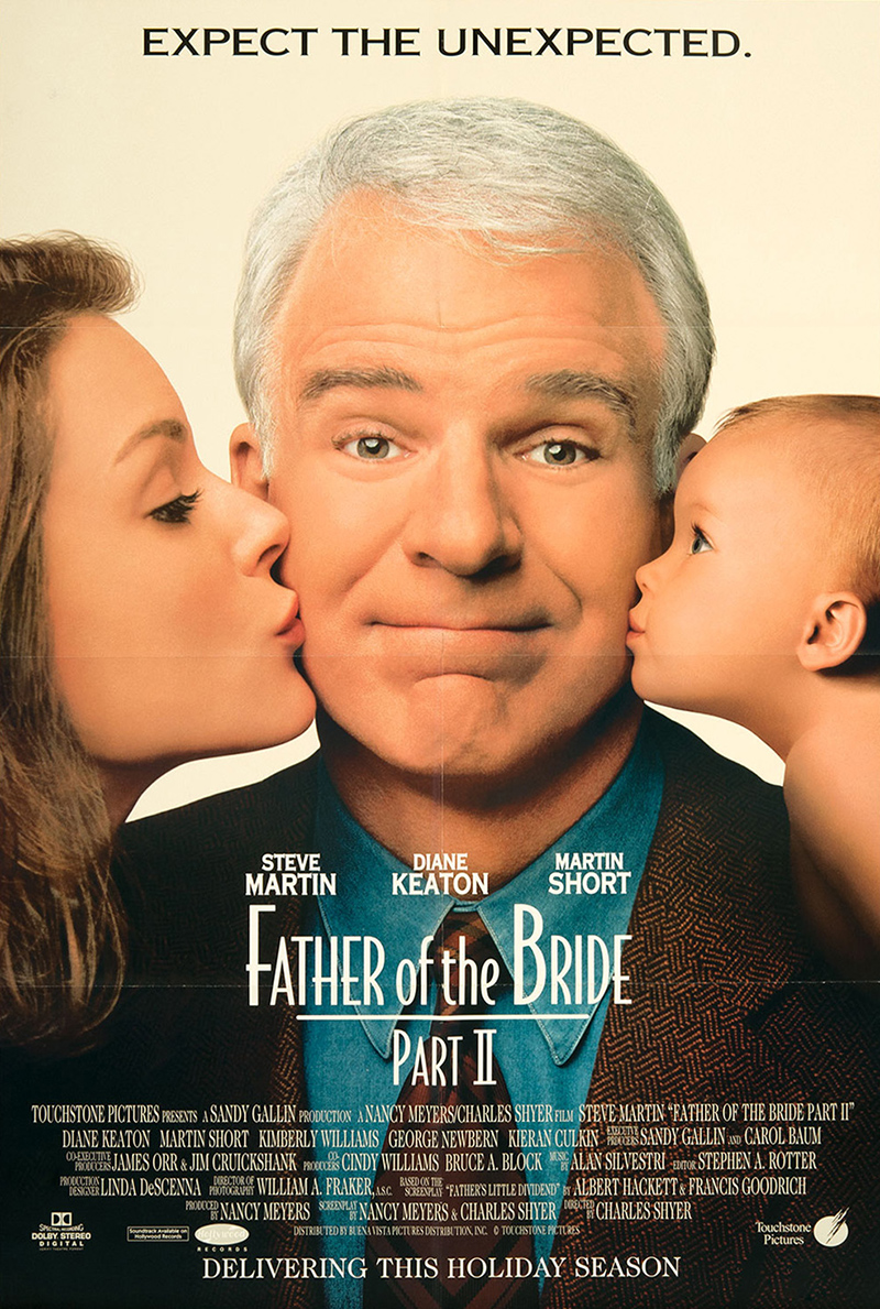 Watch Father Of The Bride Part Ii 1995 Movie Full