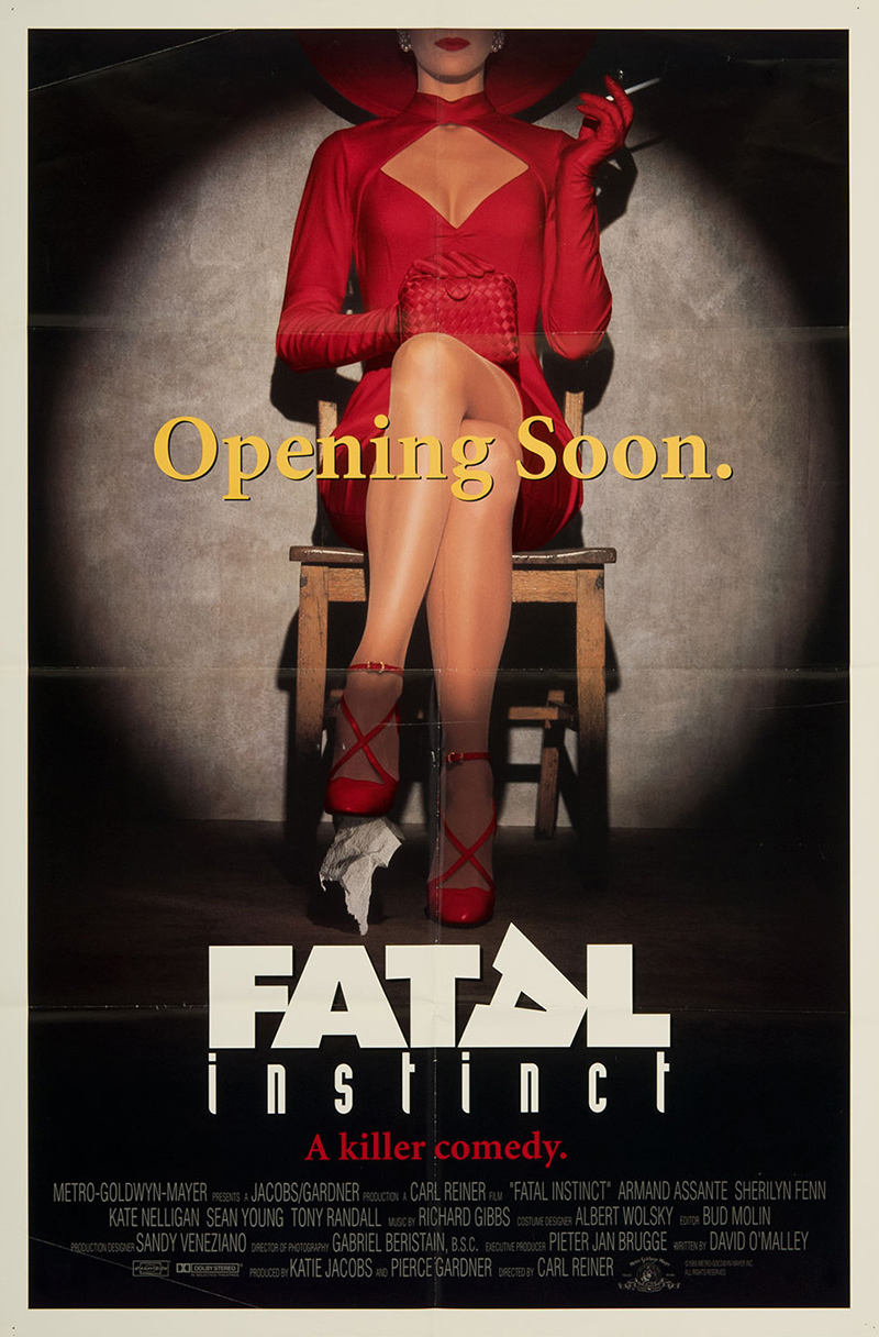 Fatal Instinct - One Nation under Playa's & Pimps