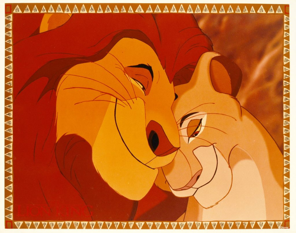 Lion King, The - FFF-01539