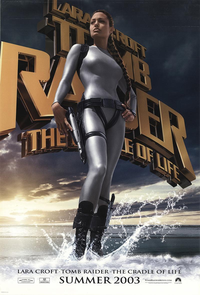 Lara Croft Tomb Raider The Cradle Of Life 2003 Original Movie