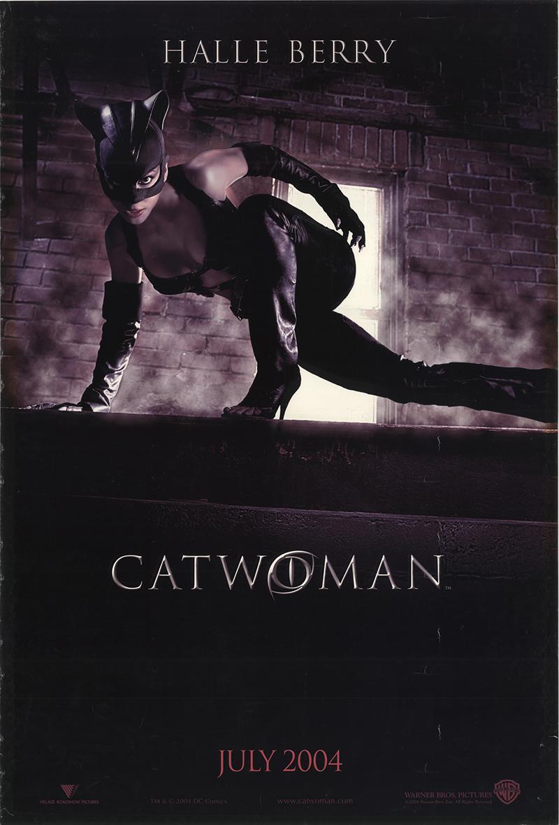 Catwoman 2004 Original Movie Poster Fff-11138 -4939