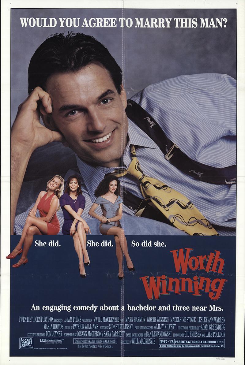 Stealing Home 1988 Original Movie Poster Fff 69147