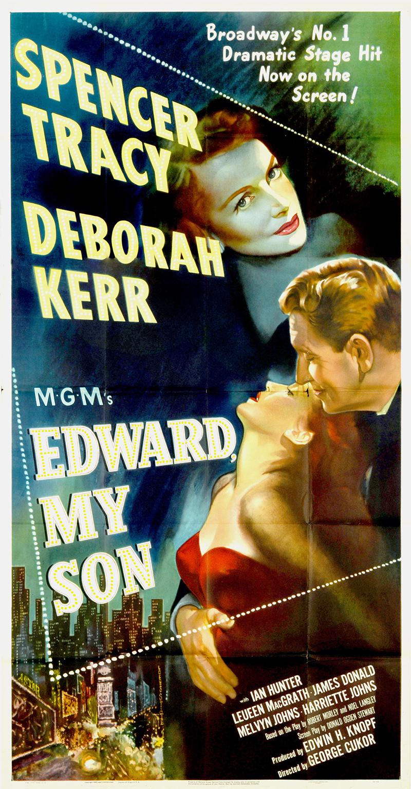 Edward, My Son 1949 Original Movie Poster #FFF-01651   FFFMovieposters.com