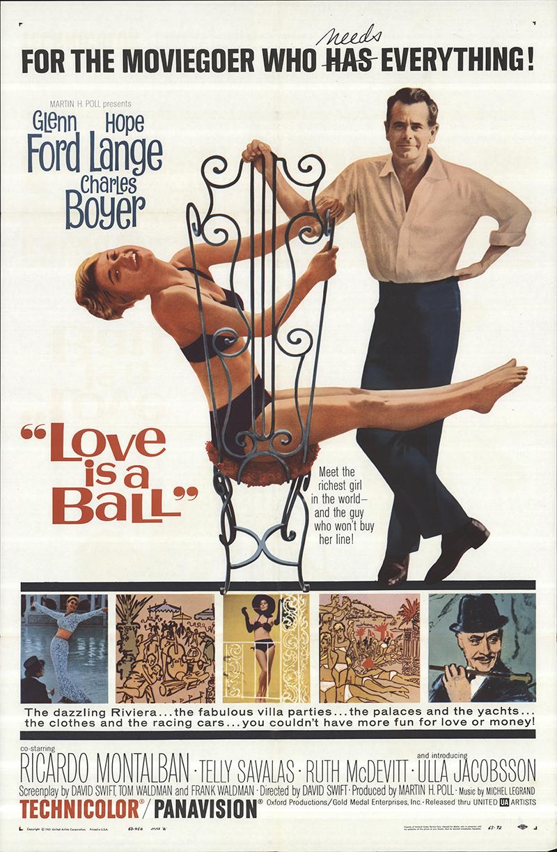 Love is a ball!