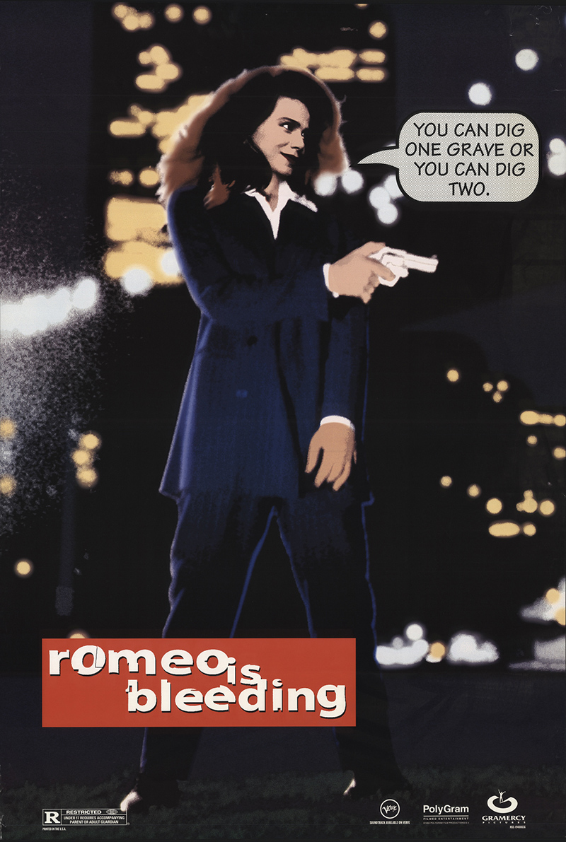 Romeo is Bleeding 1994 Original Movie Poster #FFF-19168 ...