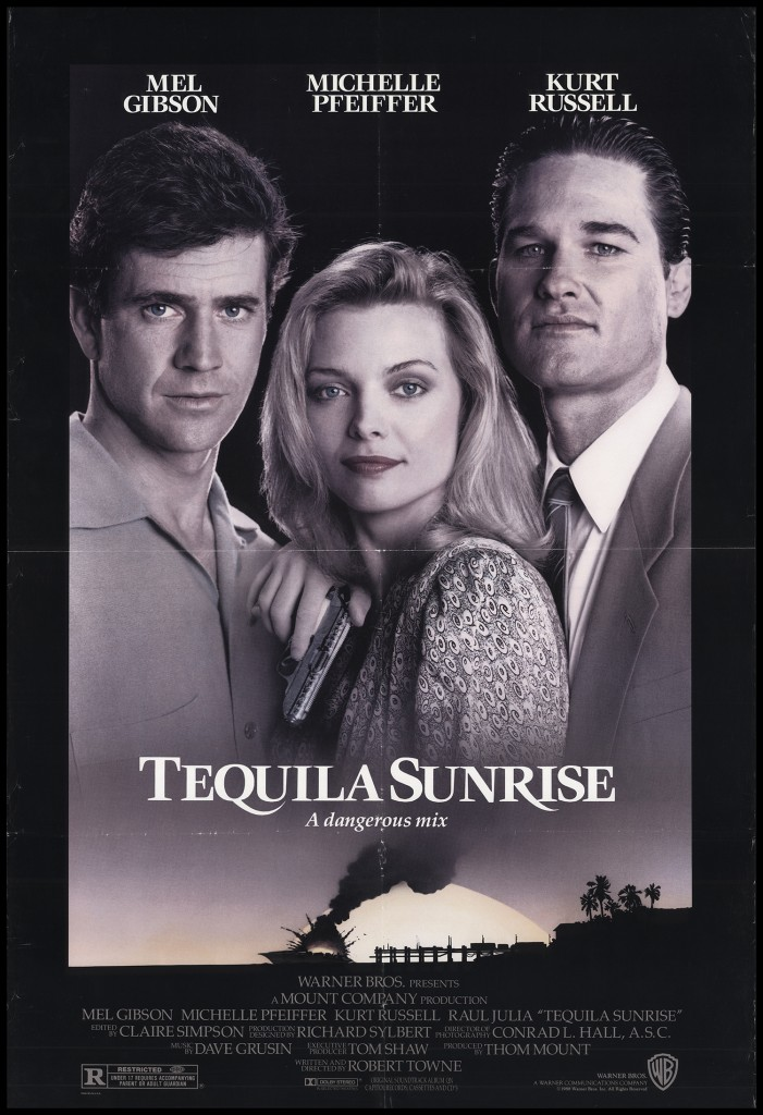 tequila sunrise 1988 original movie poster fff23914