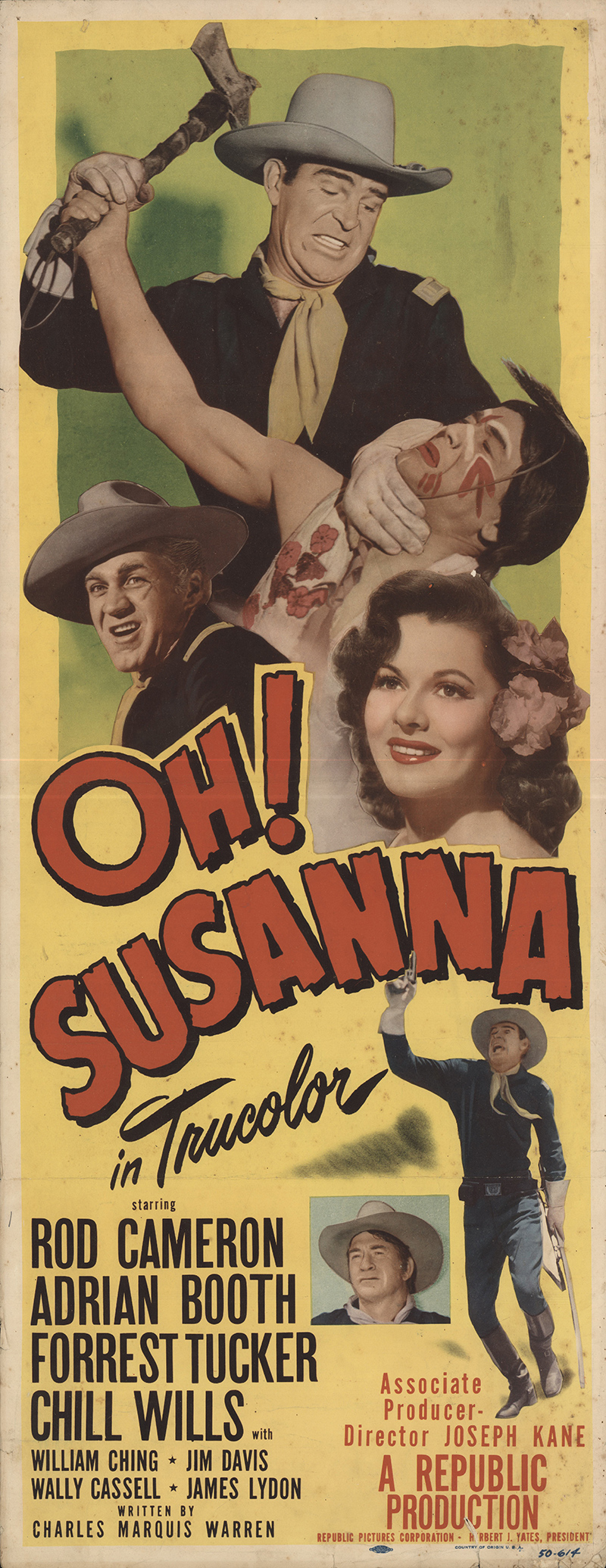tumbleweed movie 1953 cast