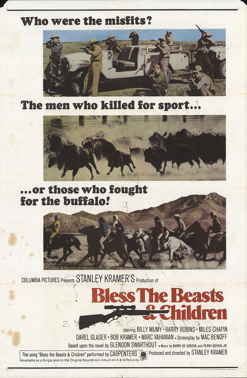 Bless the Beasts and the Children - FFF-30648
