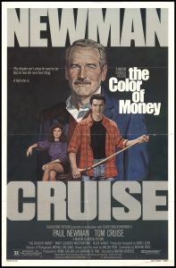 The Color of Money Original Movie Poster