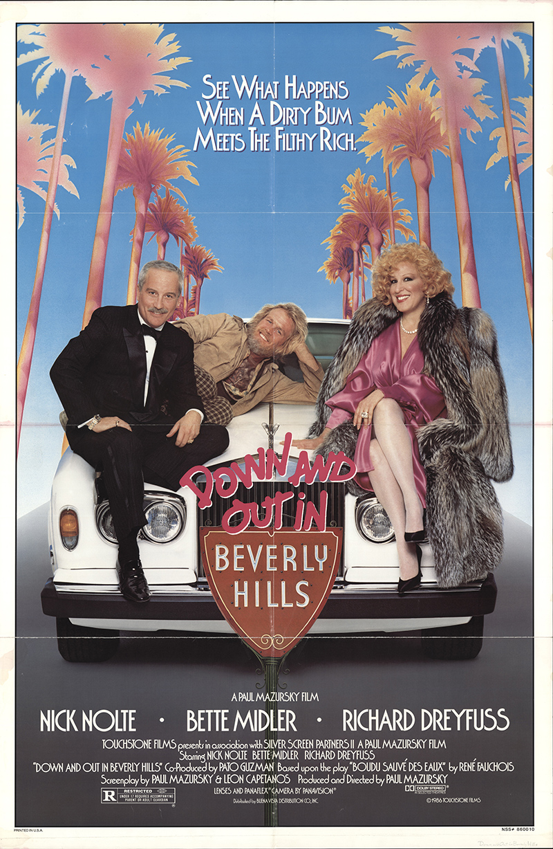 Down and Out in Beverly Hills - FFF-30720