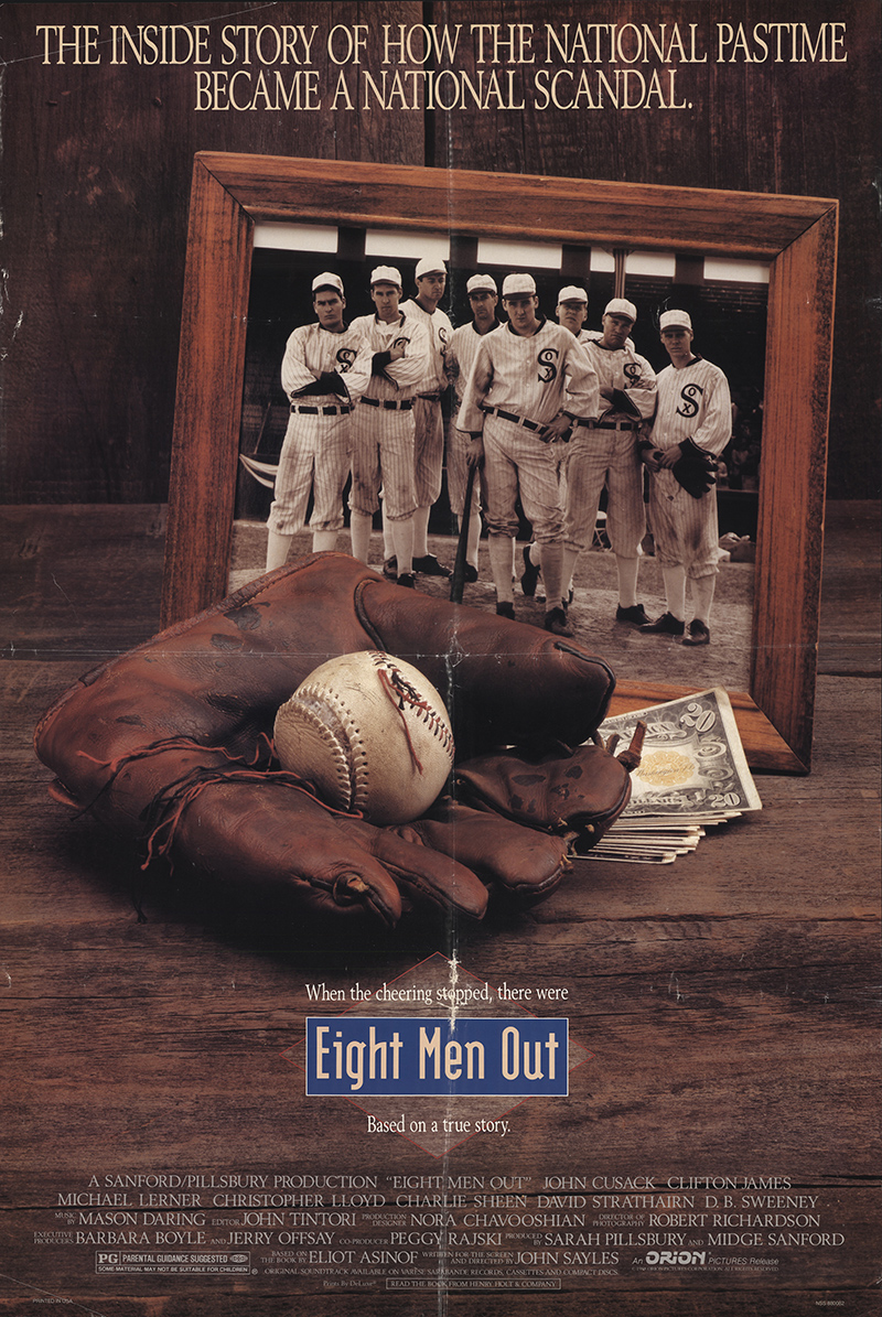 Eight Men Out - FFF-30745