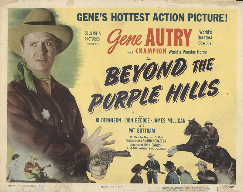 Beyond the Purple Hills - FFF-30799