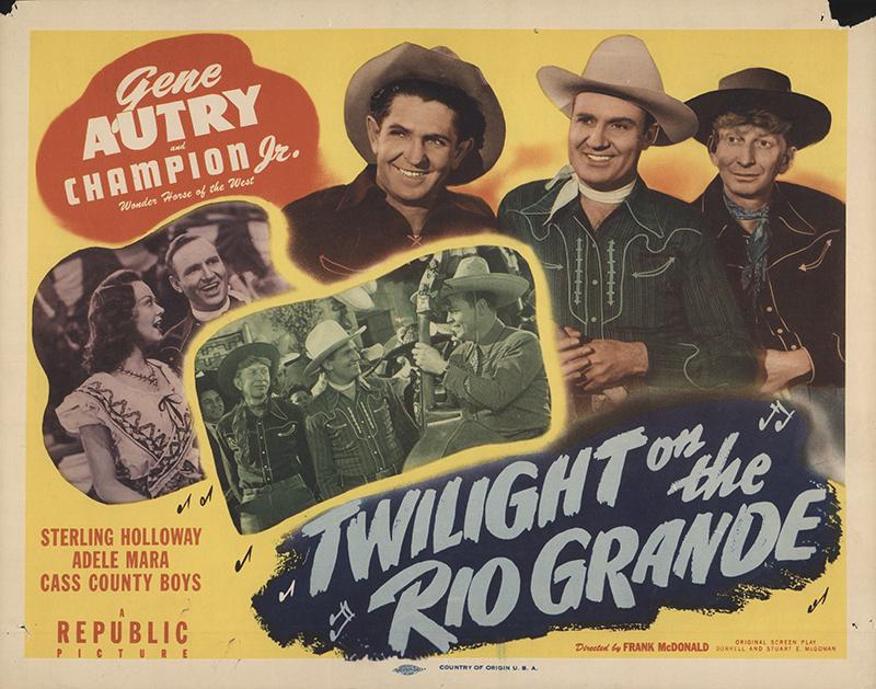 Twilight on the Rio Grand - FFF-30802