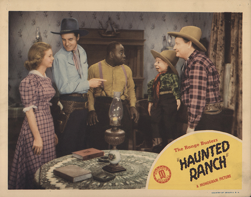 Haunted Ranch - FFF-30846