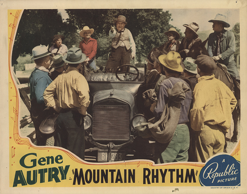 Mountain Rhythm - FFF-30920