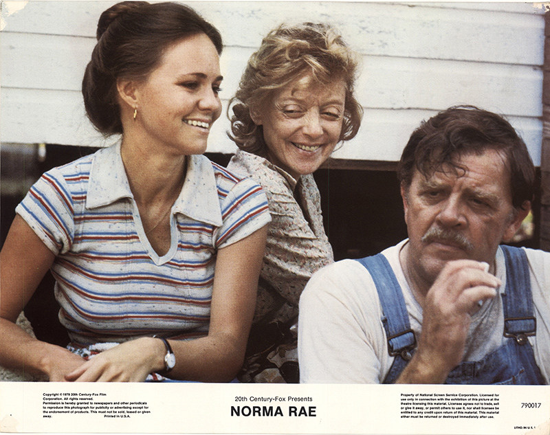 an analysis of the film norma rae Norma rae inspiration dies at 68  southern textile plants with low pay and poor conditions was dramatized in the film norma rae, has died  analysis: how.