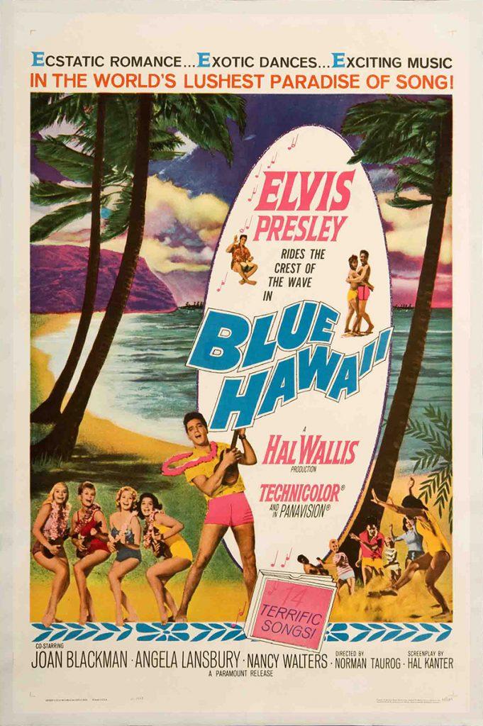 Blue Hawaii SKU 4505