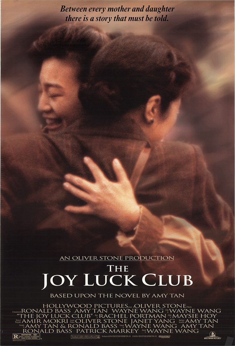 a plot review of amy tans novel the joy luck club