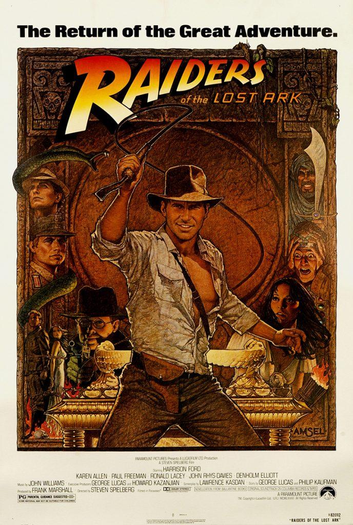 Raiders of the Lost Ark SKU 463