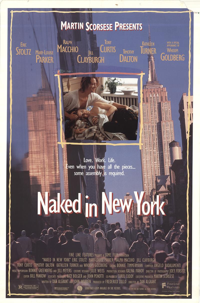 Naked In New York Movie Review (1994) | Roger Ebert