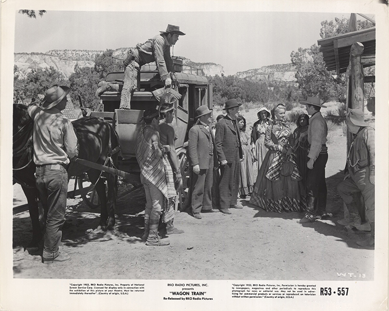 wagon train 1953 original movie still fff46962