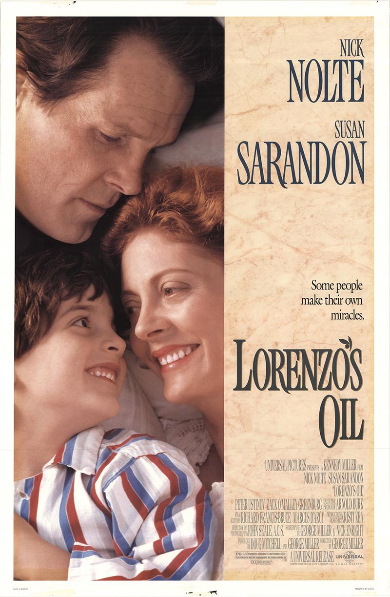 Risultati immagini per lorenzo's oil