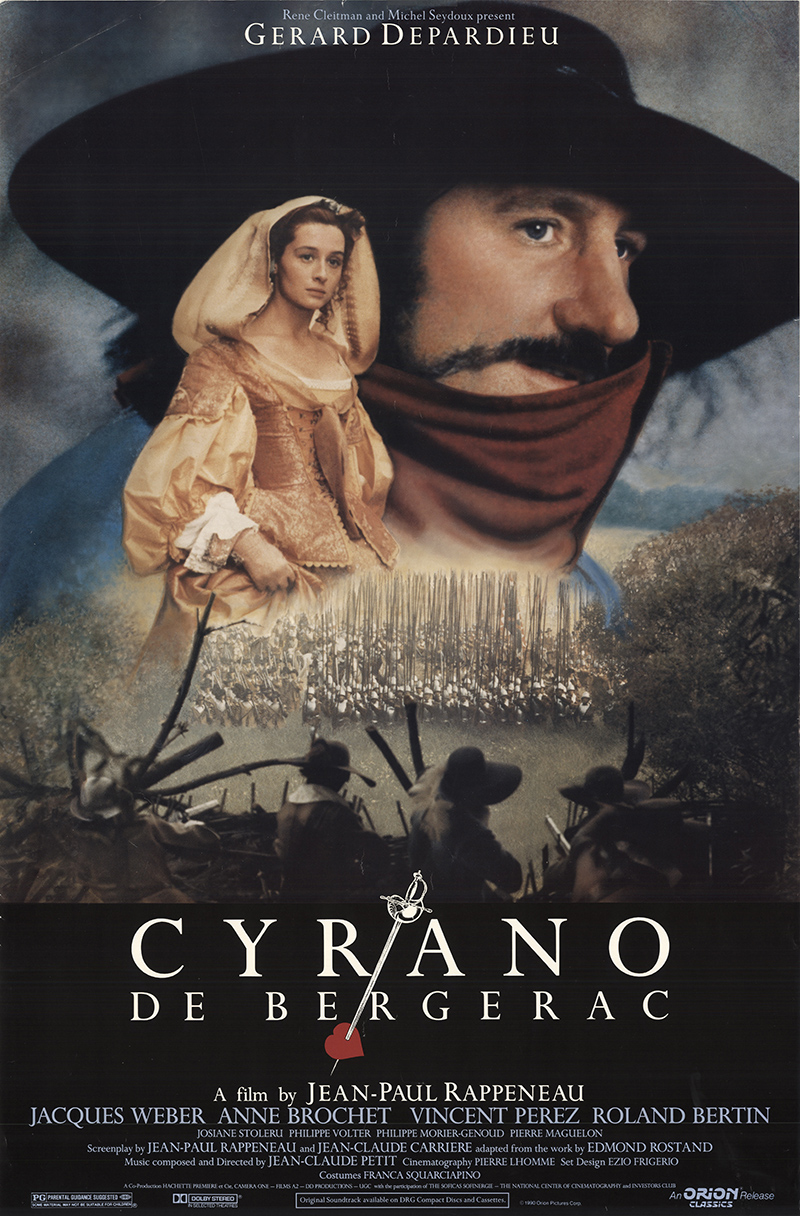 a comparison of cyrano de bergerac the play and roxane the movie Is netflix, amazon, hulu, crackle, itunes, etc streaming cyrano de bergerac find where to watch movies online now.