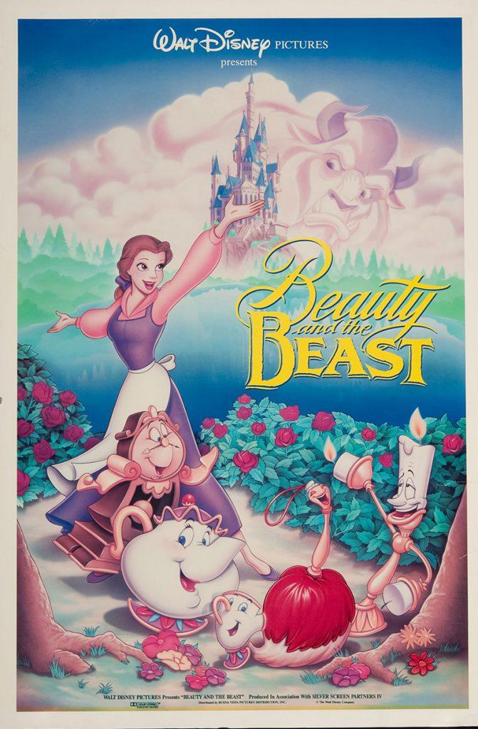 Beauty and the Beast SKU 4938