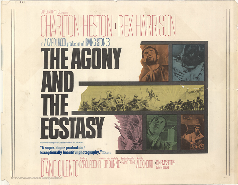Agony and the Ecstacy - Short Essay