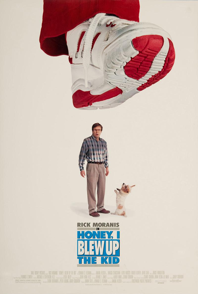 Honey, I Blew Up the Kid 1992 Original Movie Poster #FFF ...