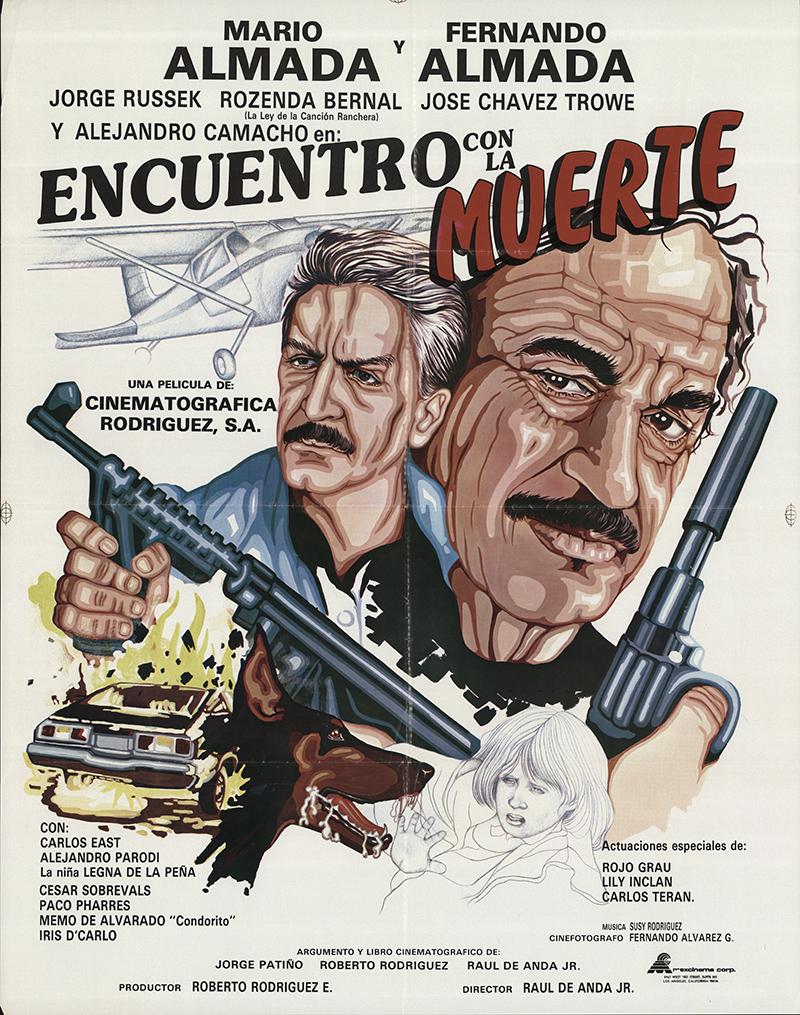 A Collection Of Movie Star Jorge Russek Original Vintage Movie