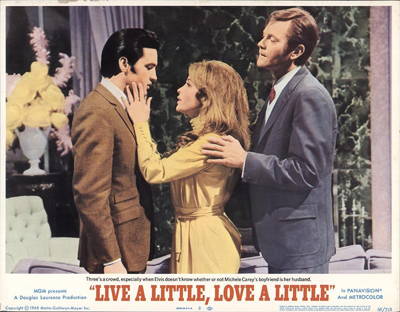 Live a Little, Love a Little 1968 Original Lobby Card #FFF-54767 |  FFFMovieposters.com