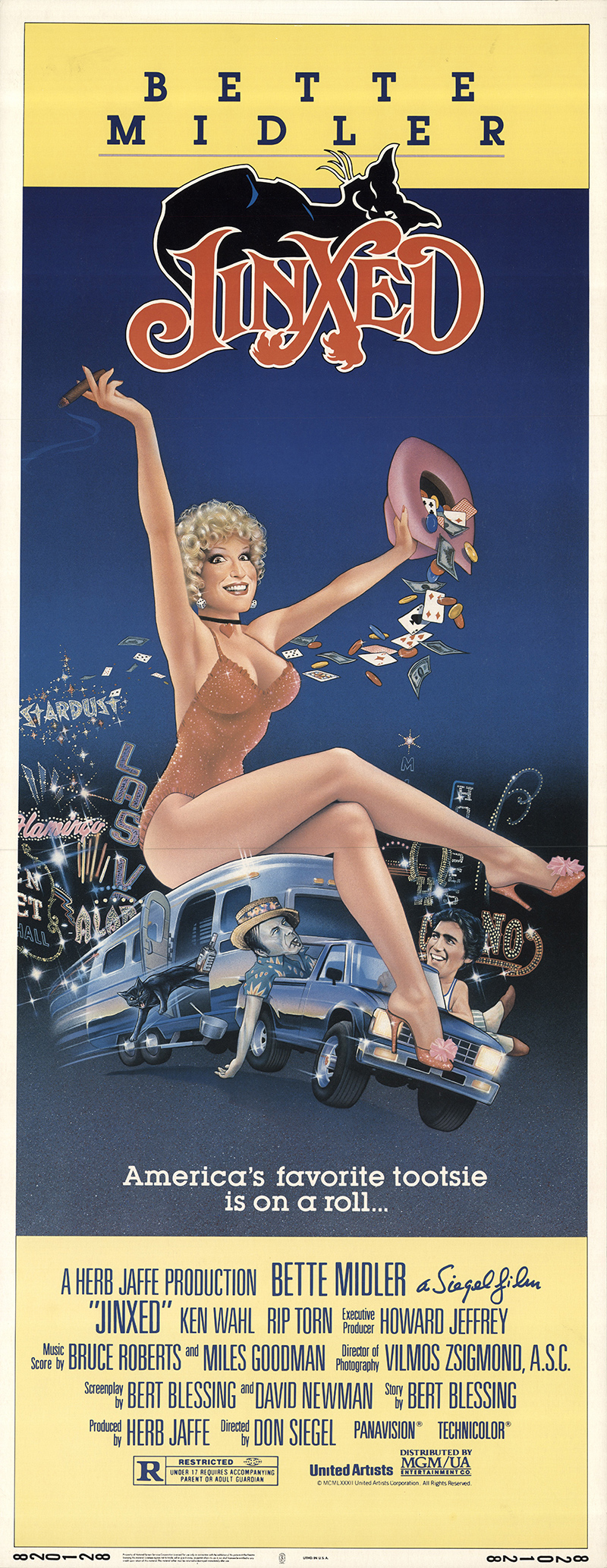 jinxed 1982 movie