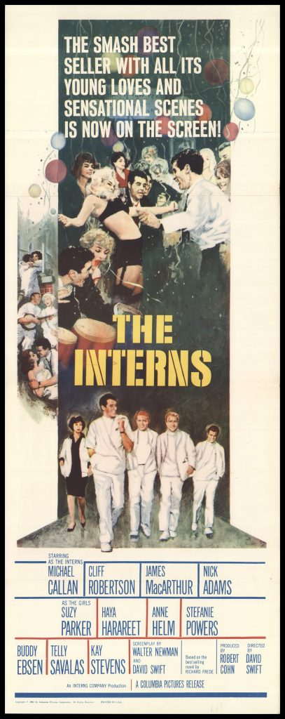 interns the 1962 original movie poster fff57502 fff