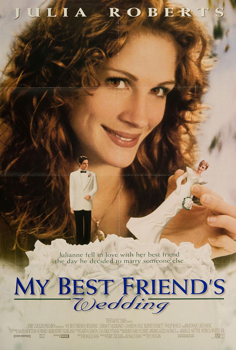 my best friend s wedding 1997 original poster fff