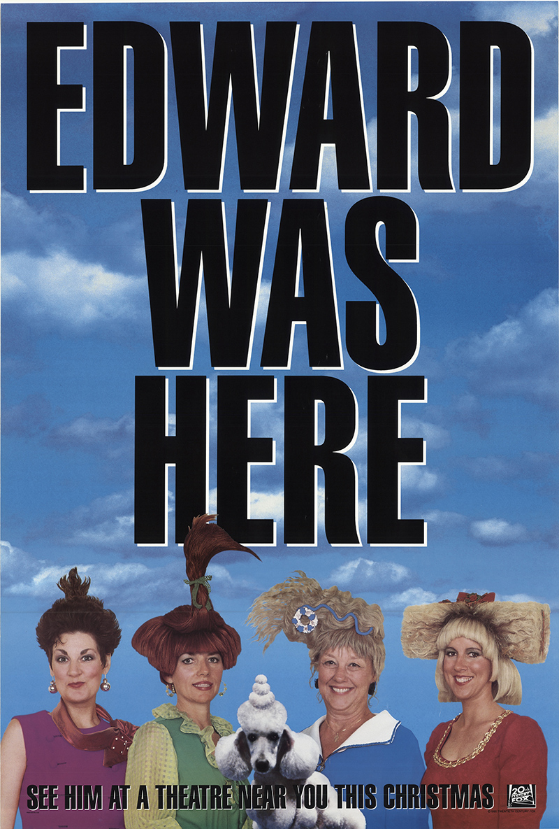 edward scissorhands isolation essay
