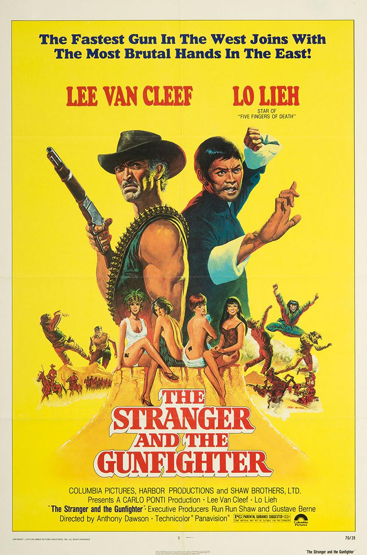 Stranger and the Gunfighter, The