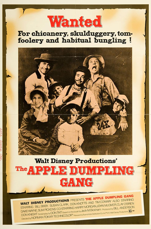 Apple Dumpling Gang, The