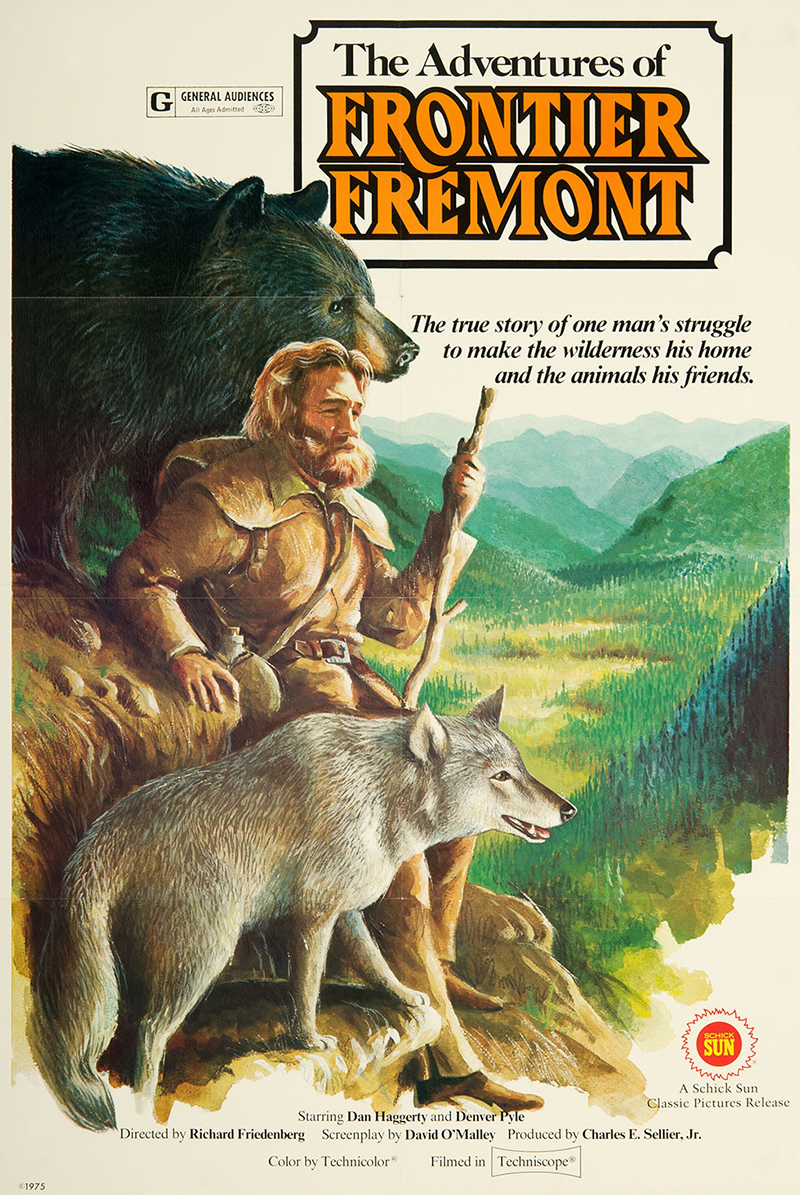 Adventures of Frontier Fremont, The