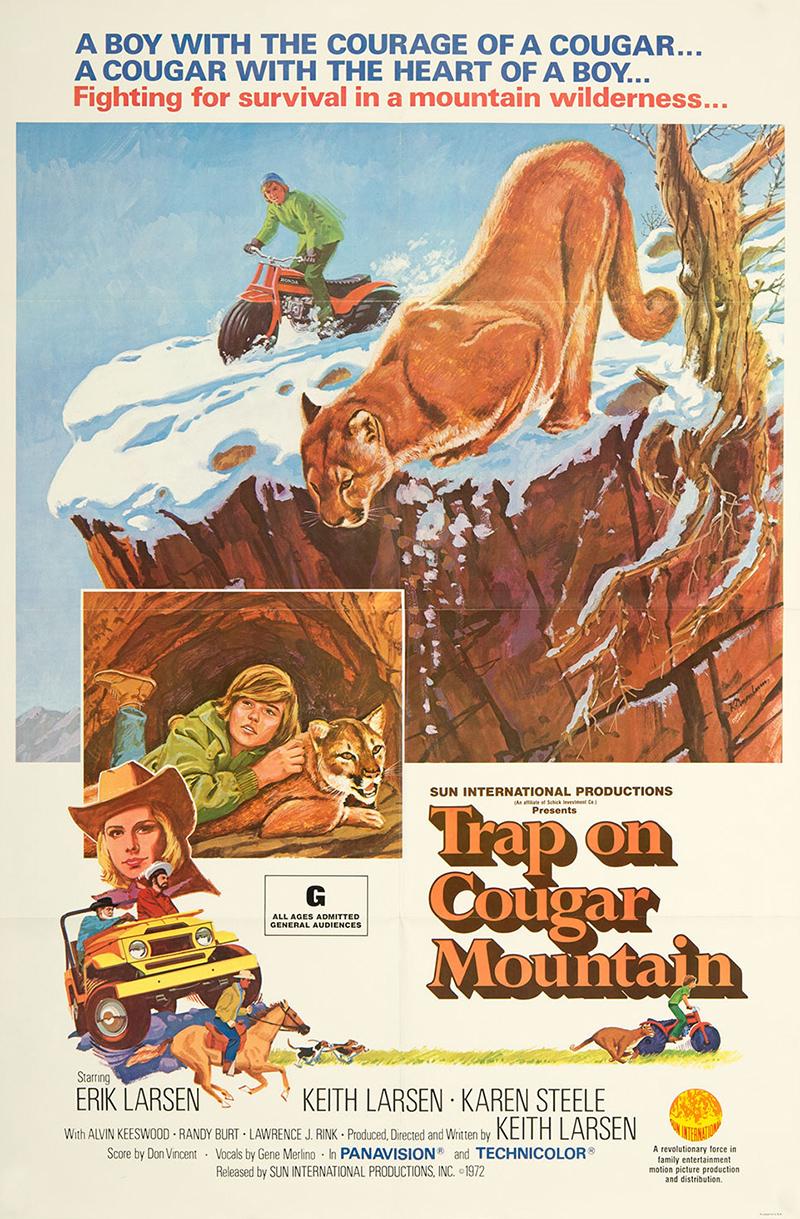 Trap on Cougar Mountain