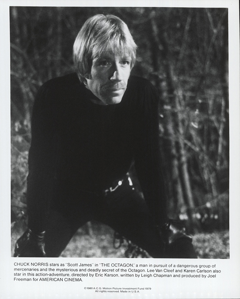 Still Pictures Are All Very Fine And >> Details About The Octagon 1980 8x10 Orig Movie Still Fff 62864 Very Fine Chuck Norris