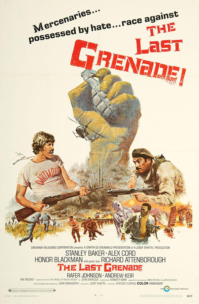 Last Grenade, The